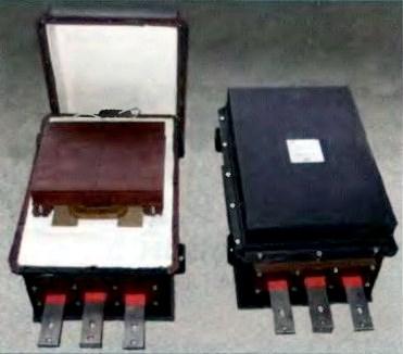 Дроссель-трансформатор необслуживаемый типа ДТЕ-0,4-1500