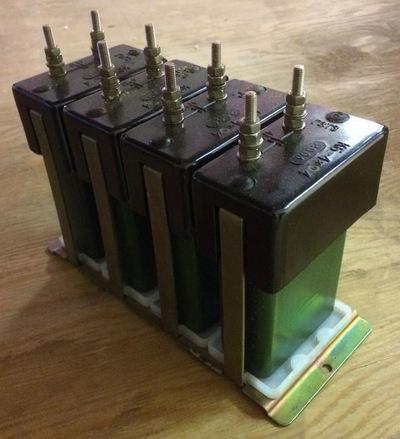 Блок конденсаторный КБ-1