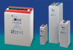 Аккумуляторы необслуживаемые герметизированные OPzV немецкой фирмы BAE