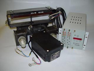 Оборудование системы счёта осей ЭССО