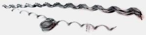 Зажим поддерживающий спиральный ПСО-110-13,8 П-К