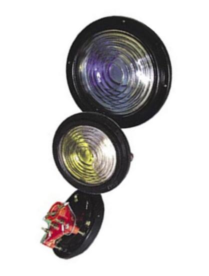 Линзовые светофорные комплекты