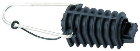 Зажим натяжной клиновой DCR-1