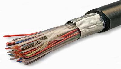 Сигнально-блокировочный кабель типа СБЗПу
