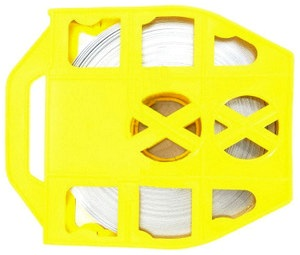 Лента крепёжная C409 19×50 (пластик)