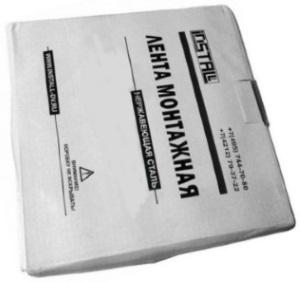 Лента крепёжная C202 20×25 (картон)