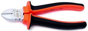 Кусачки боковые 160мм. Оранжевая серия ШТОК