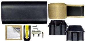 Комплект №9 для ввода оптического кабеля