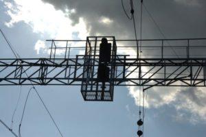Мостиковый светофор
