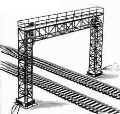 Светофорный мостик