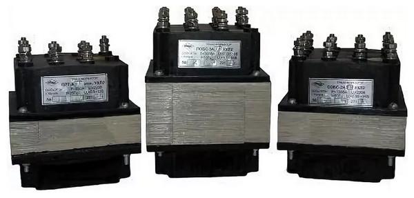 Трансформаторы ПОБС-3МП