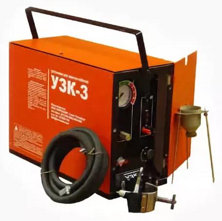 Установка закачки кабеля УЗК-3