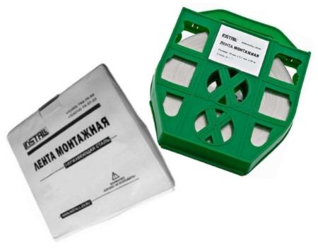 Монтажная лента для волоконно-оптического кабеля