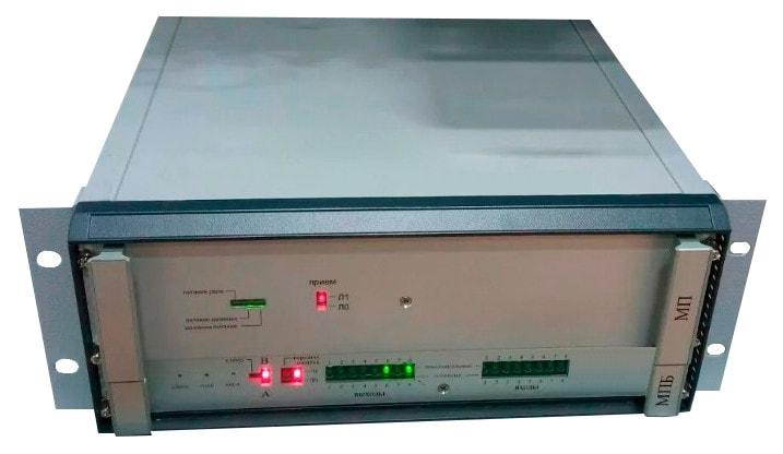 Микропроцессорная полуавтоматическая блокировка МПБ